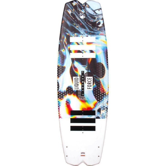 Liquid Force Remedy Wakeboard - Top View