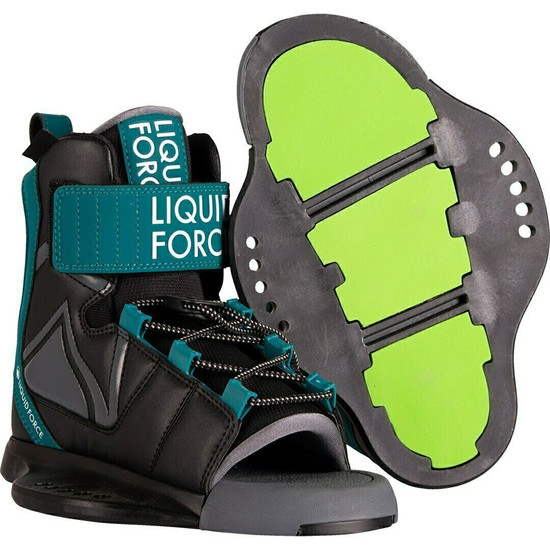 Liquid Force Rant Boots - Pair