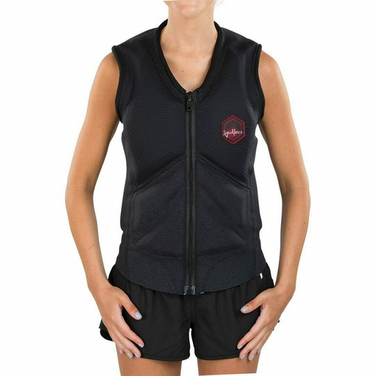 Liquid Force Z-Cardigan Women's Comp Vest - Front