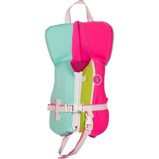 Liquid Force Dream Infant Life Jacket - Pink/Mint