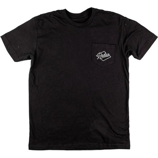 Radar Branded Pocket T-Shirt
