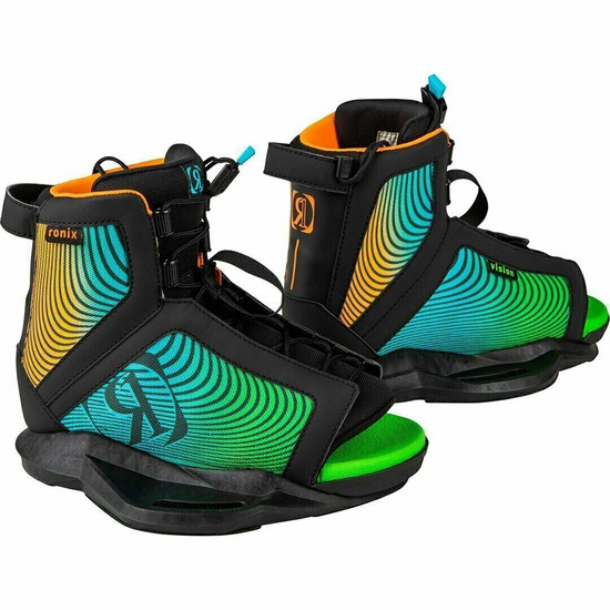onix Vision Boy's Wakeboard Bindings - 2021