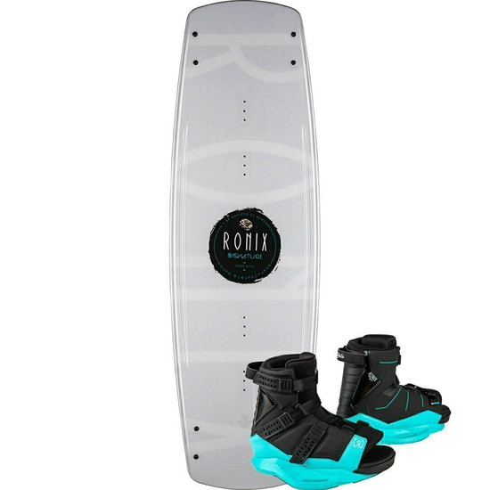 Ronix Signature Women's Wakeboard Package w/ Halo Boots - 2021