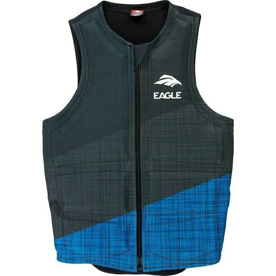Eagle Scratch Comp Vest - Front