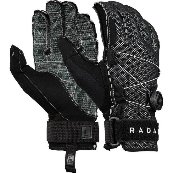 Radar Vapor Boa-K Inside-Out Water Ski Gloves