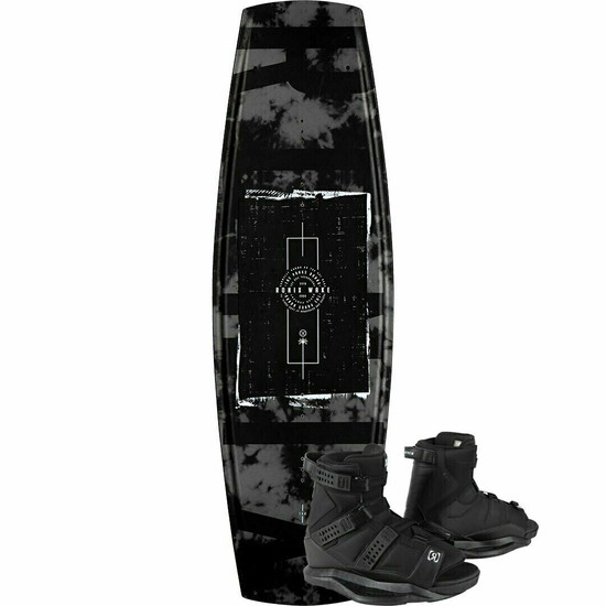 Ronix Parks Wakeboard Package w/ Anthem Boots - 2021