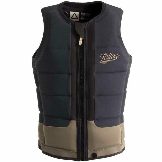 Follow Stow Ladies Comp Vest - Front