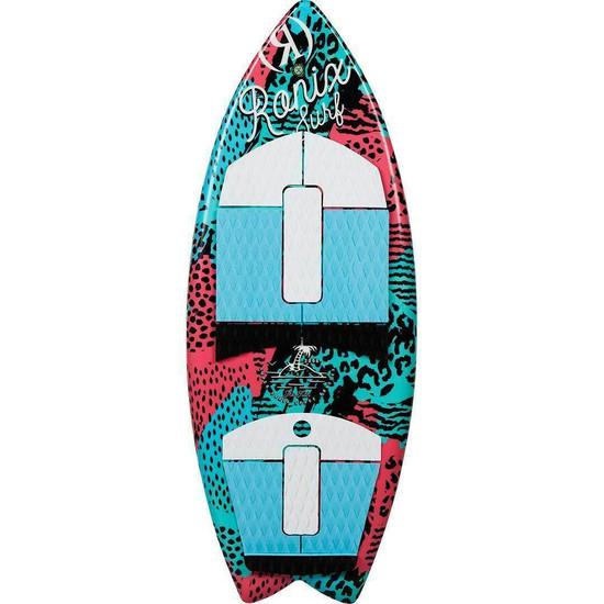 Ronix Girl's Fish Wakesurf Board - Top View