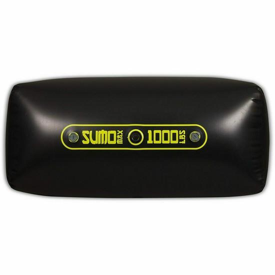 Straight Line Sumo Max 1000 lb Ballast Bag