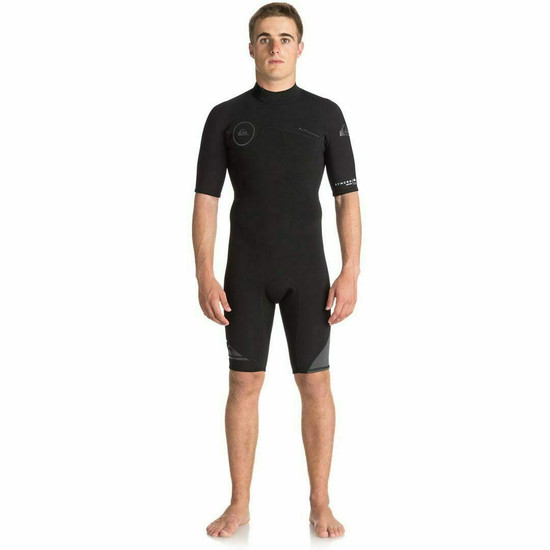 Quiksilver Syncro 2mm Men's Spring Wetsuit - Front