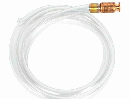 Safety Siphon Fluid Transfer Hose