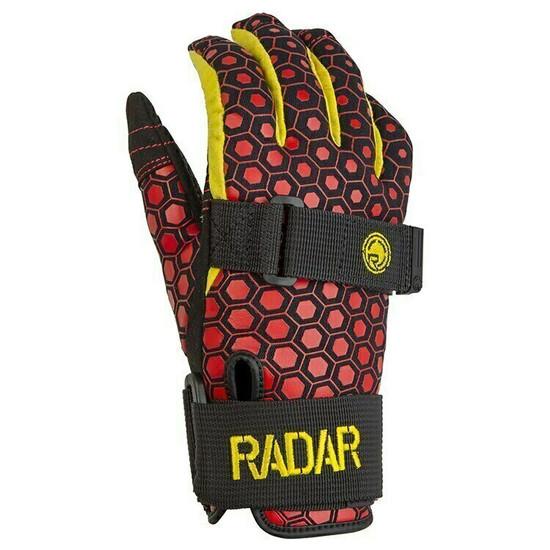 Radar T.R.A. Kid's Water Ski Gloves - Top