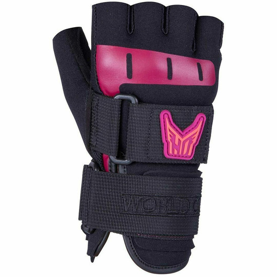 HO World Cup 3/4 Women's Water Ski Gloves - Top