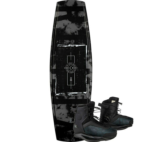 Ronix Parks Wakeboard Package w/ Parks Boots - 2021