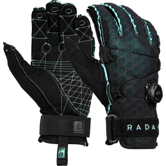 Radar Vapor Boa-A Inside-Out Water Ski Gloves