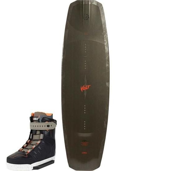 Slingshot Volt Wakeboard Package W/ RAD Boots - 2020