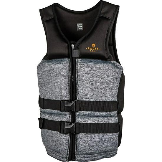 Radar T.R.A. Teen Boy's Life Jacket - Black/Grey