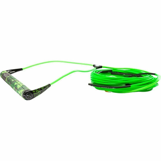 Hyperlite SG W/80' A-Line Green - Rope & Handle Package