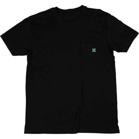 Ronix Homeland Pocket T-Shirt - Black/Blue