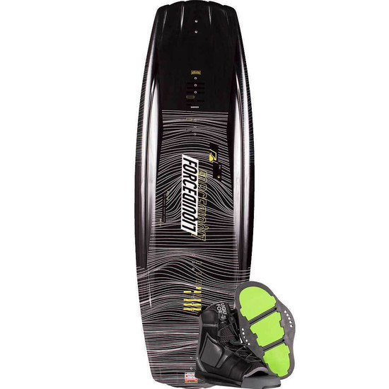 Liquid Force Classic Wakeboard Package W/ Index Boots - 2021