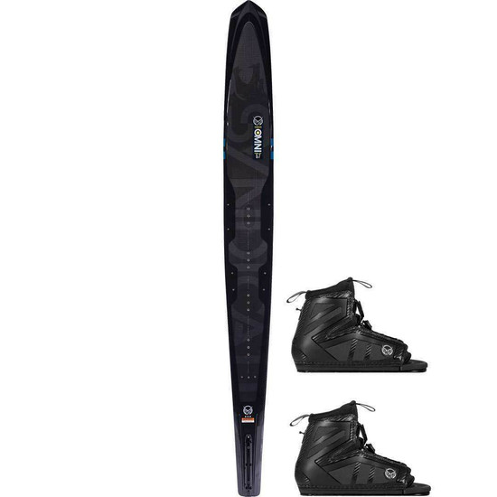 HO Syndicate Omni Water Ski w/ Double Stance 130 - 2021