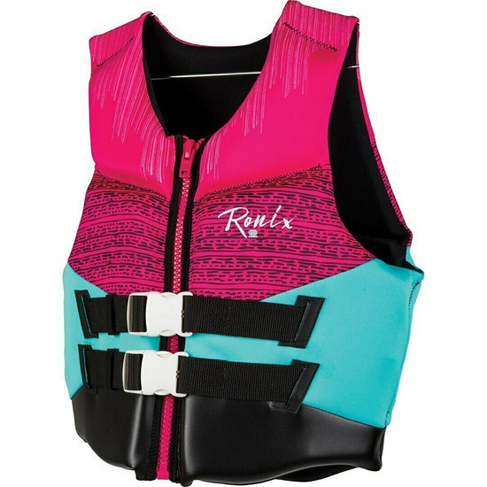 Ronix Daydream Women's Life Jacket - Pink/Blue