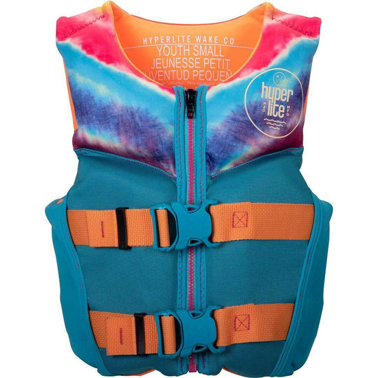 Hyperlite Girl's Youth Indy Life Jacket - 2021 - Small