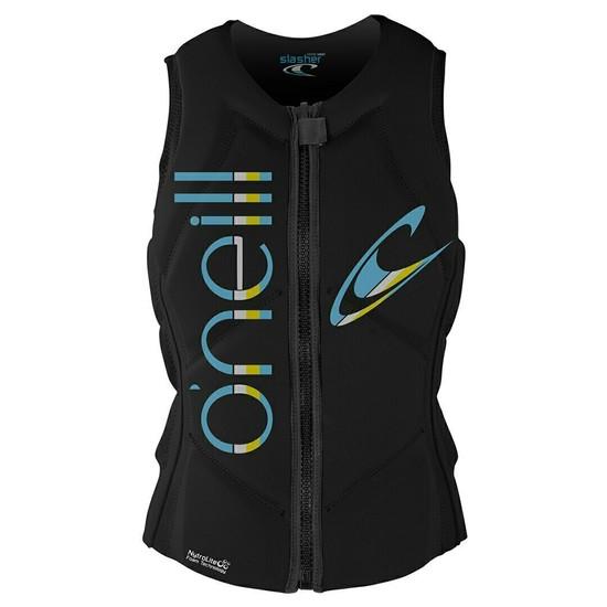 O'neill Women's Slasher Comp Vest - Black