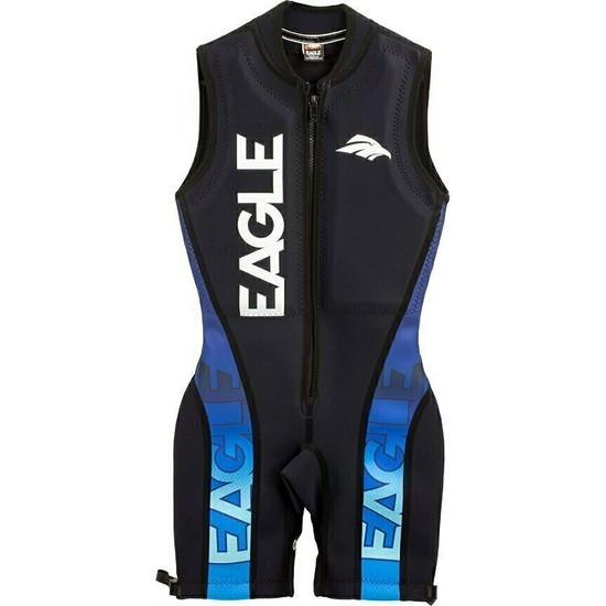 Eagle Super Sport Barefoot Wetsuit - Front