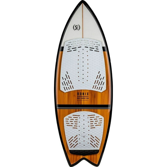 Ronix Koal Fish Classic Wakesurf Board - Top View