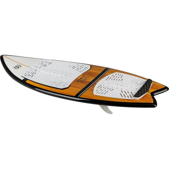 Ronix Koal Fish Classic Wakesurf Board - Alternate Top View
