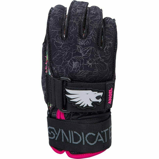 HO Angel Inside Out Women's Water Ski Gloves - Back Hand