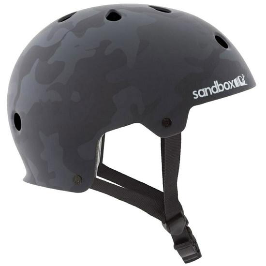 Sandbox Legend Low Rider Wakeboard Helmet - Black Camo
