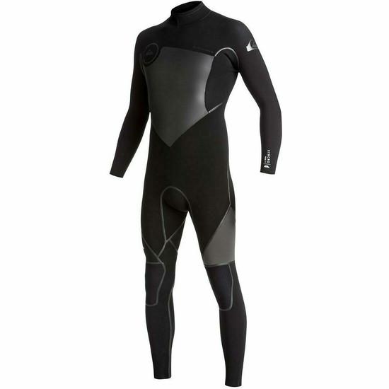 Quiksilver Syncro Plus 3/2mm Men's Wetsuit - Front Angle