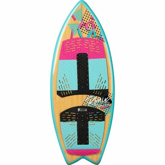2020 Ronix Women's Koal Fish Classic Wakesurf Board - Top