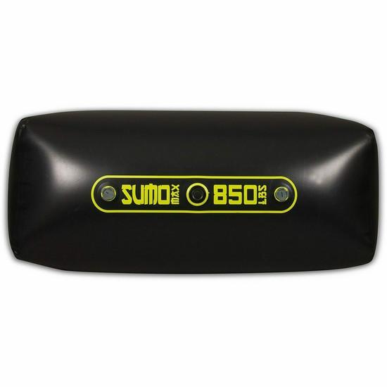 Straight Line Sumo Max 850 lb Ballast Bag