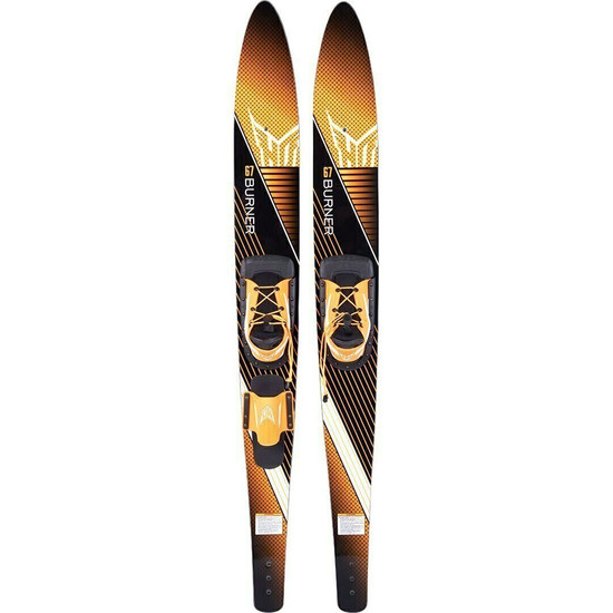 HO Burner Combo Water Skis - 2019