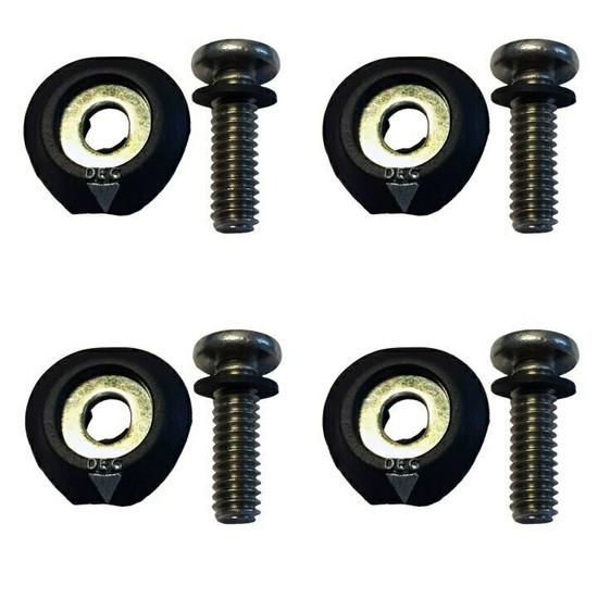 Ronix Standard 1/4-20 Wakeboard Binding Mounting Hardware