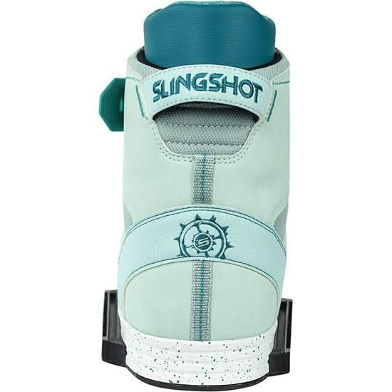 Slingshot Jewel Wakeboard Boots - Back