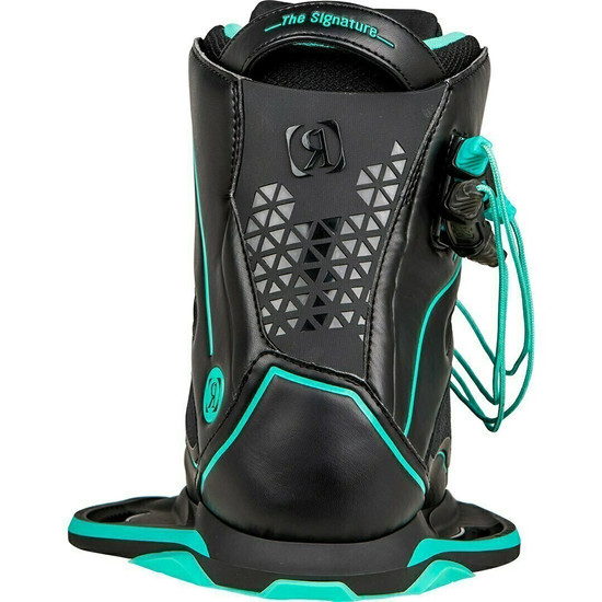 Ronix Signature Women's Wakeboard Boots - Back