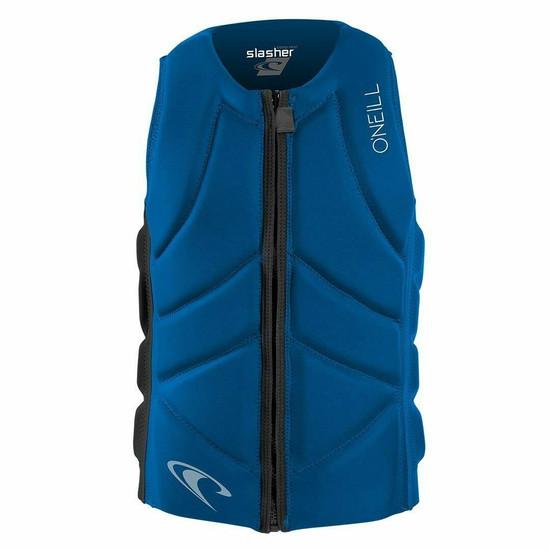 O'neill Slasher Comp Vest - Blue / Black