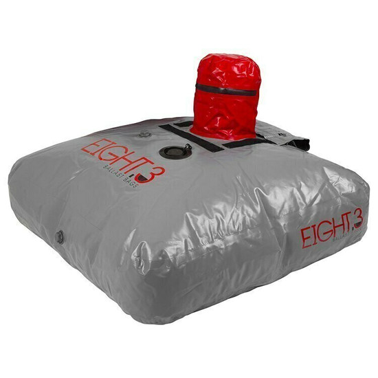 Eight.3 Telescoping Ballast Bag - 650 lbs Floor Bag