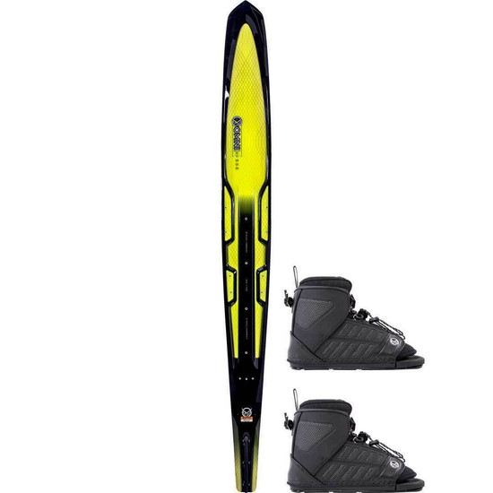 HO Omni Water Ski w/ Double FreeMAX Bindings - 2021