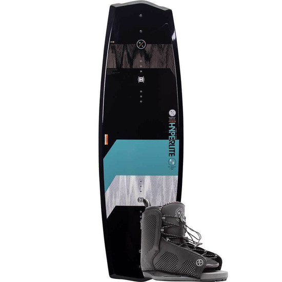 Hyperlite State 2.0 Wakeboard Package w/ Remix - 2021