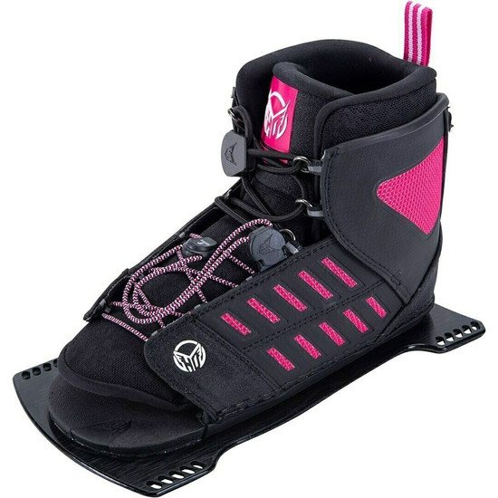HO Women's FreeMAX Binding - Front Traditional Plate - Front View