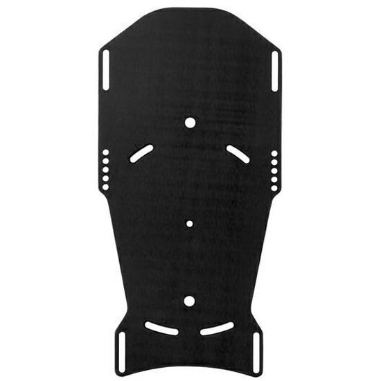Radar Aluminum Plate - Front