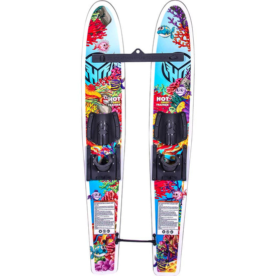 HO Hot Shot Trainer Kids Combo Water Skis