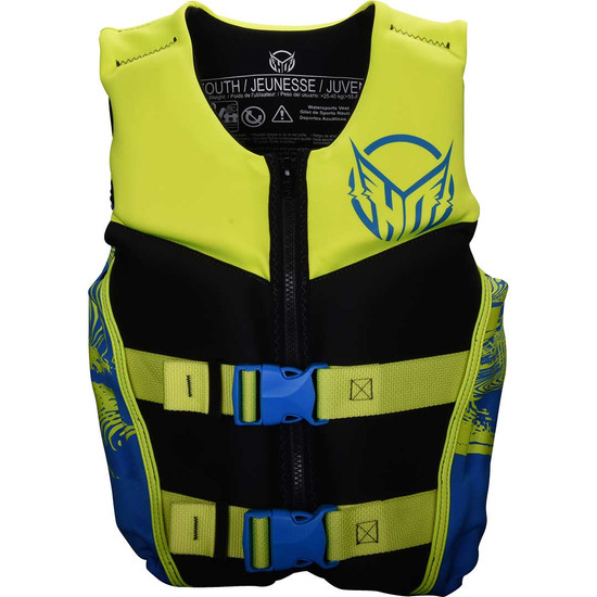 HO Pursuit Boy's Youth Life Jacket - Front