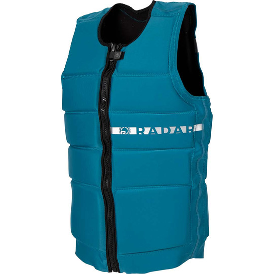 Radar Drifter Comp Vest - Battleship Blue