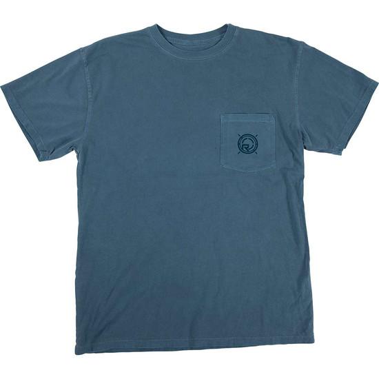 Radar Branded Pocket T-Shirt - Front